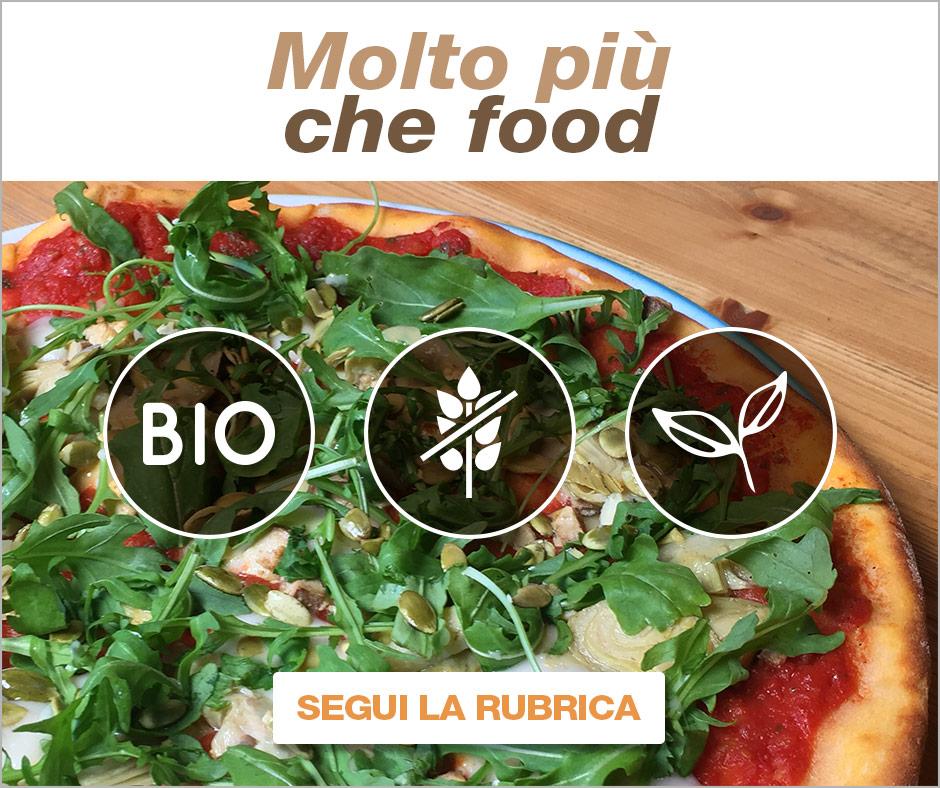 Rubrica San Michele Ristopizza: Molto più che food