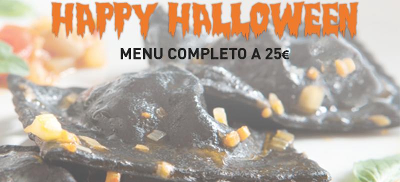 menù halloween