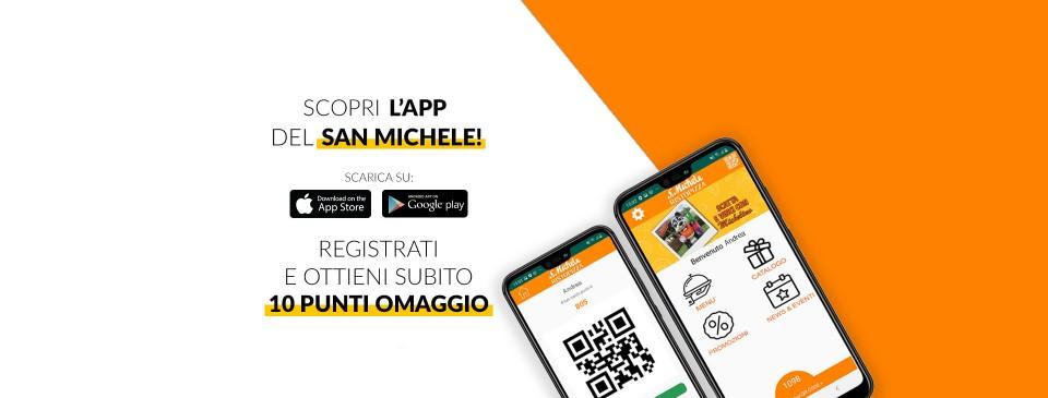 Scopri l'App di San Michele